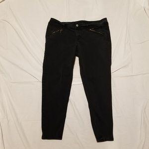 Lane Bryant Size 18 Skinny Leg Jeggings